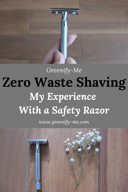 Zero Waste Safety Razor