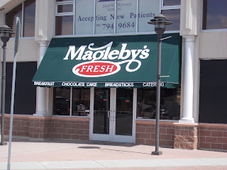 Custom Commercial Awnings