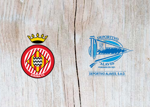 Girona vs Deportivo Alaves - Highlights 12 January 2019