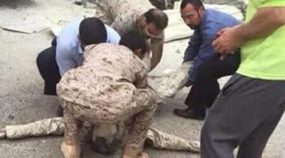Syiah Menembakkan Roket Ke Saudi Arabia, 7 Muslim Tewas