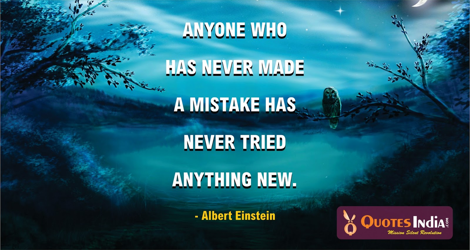anyone who has never made mistake has never tried anything new I am currently studying certificate 3 in graphic design production i have always had an interest in art, photography but have had no formal experience or training graphic design is completely new to me and i'm just beginning to learn how to use forums, blogs and all the graphic design software.