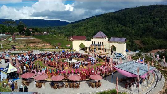1.500 Peserta Meriahkan Nyambai Millenial di KRL