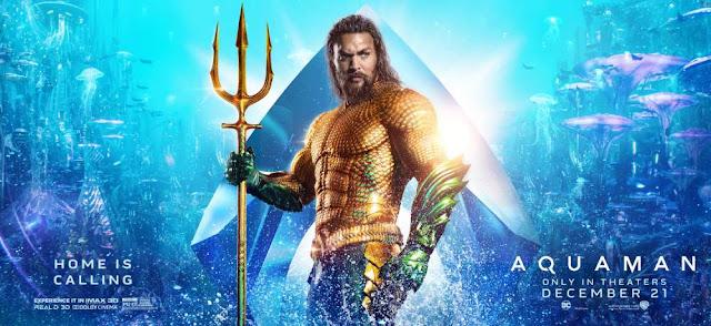 أكثر 10 أفلام تحقيقا للإيرادات في سنة 2018.. أفضل أفلام البوكس أوفيس الناجحة هذه السنة فيلم Aquaman
