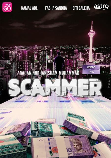 Episod Akhir Drama Scammer Astro Ria, Ending Drama Scammer, Sinopsis Episod Akhir Drama Scammer,