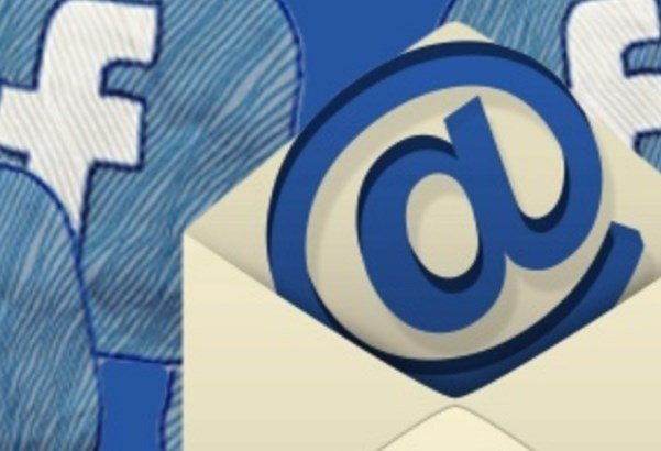 How to check Facebook email