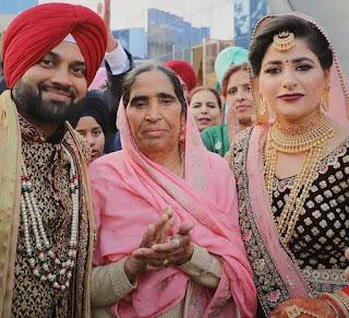 guru randhawa brother marriage