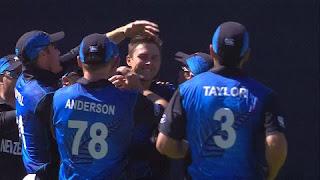 Trent Boult 5-27 - New Zealand vs Australia Highlights - 20th Match   ICC Cricket World Cup 2015
