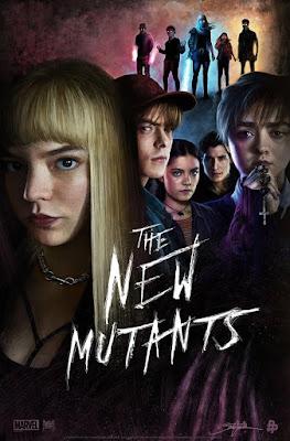 descargar Los nuevos mutantes en Español Latino