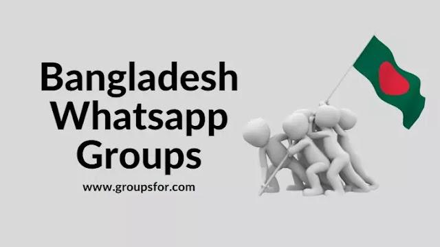 Bangladesh Whatsapp Groups