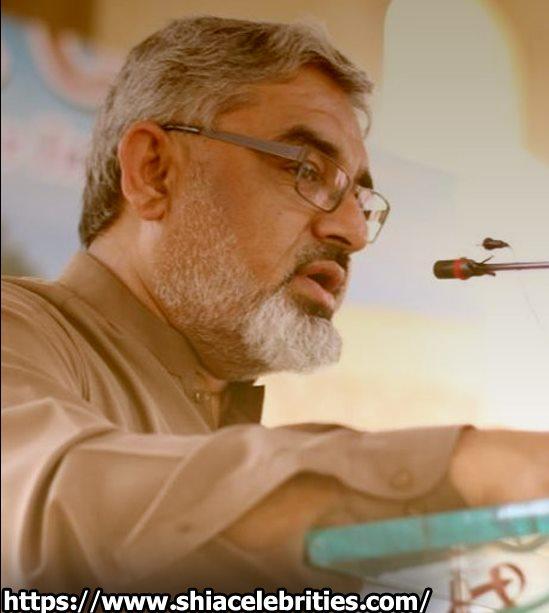 Allama Ali Murtaza Zaidi Biography  Life Story