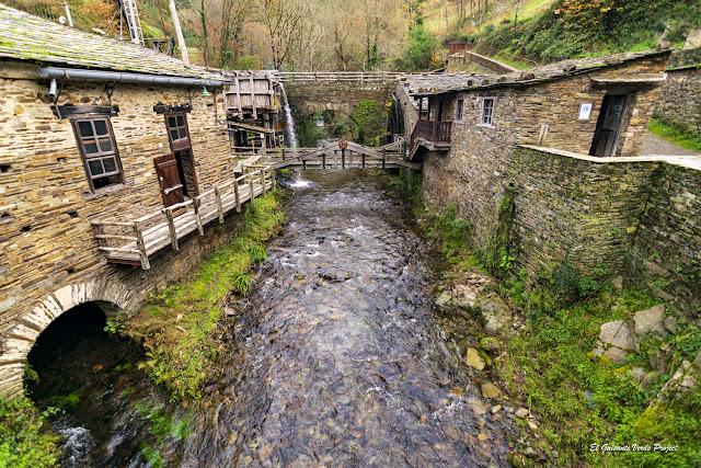 Molinos de Mazonovo, Taramundi - Asturias