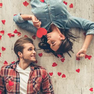 Messages Carte d'anniversaire romantique