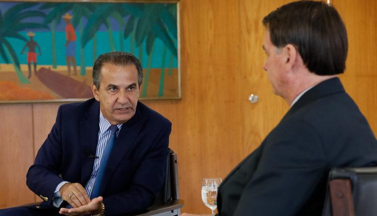 No pico da pandemia, Bolsonaro recebe Malafaia para discutir abertura de templos - Portal Spy Noticias Juazeiro Petrolina