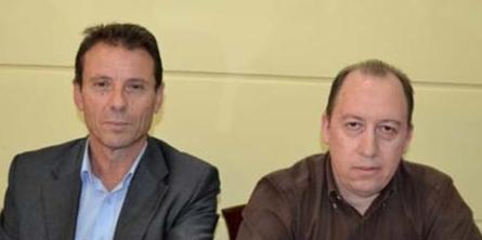 Όλη η έκτακτη συνέντευξη τύπου των αντιπεριφερειαρχών Κεχαγιά και Αδαμόπουλου για τις επιταγές (βίντεο)