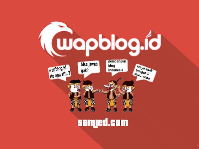 mobile blog builder,