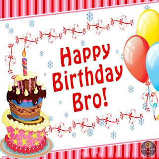 Happy birthday images, Brother birthday images