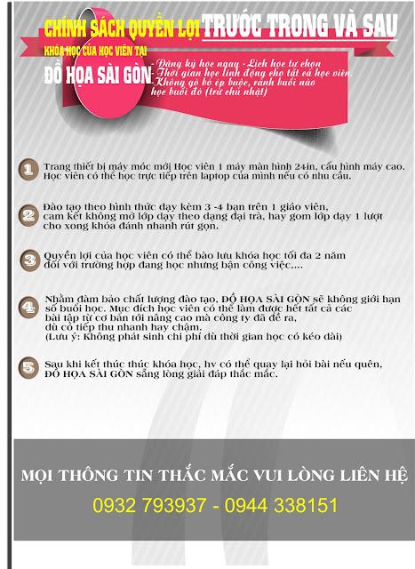 HỌC THIẾT KẾ ĐÒ HỌA QUÂN 12,GÒ VẤP,THỦ ĐỨC  ,HOC MÔN,CỦ CHI TPHCM - 7