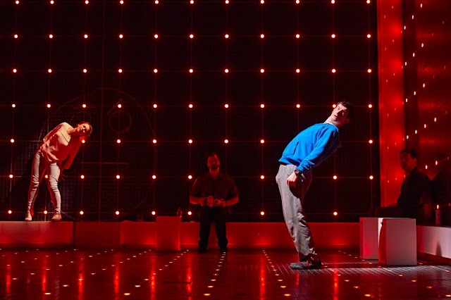 #TheCuriousIncidentoftheDogInTheNightTime, #CuriousIncident, #CuriousStage, #MKTheatre, #lovemk, #MiltonKeynesTheatre, #MiltonKeynes, #Theatre, #Play, #Production, #Adaptation, #ChristopherBoone, #MentalHealth
