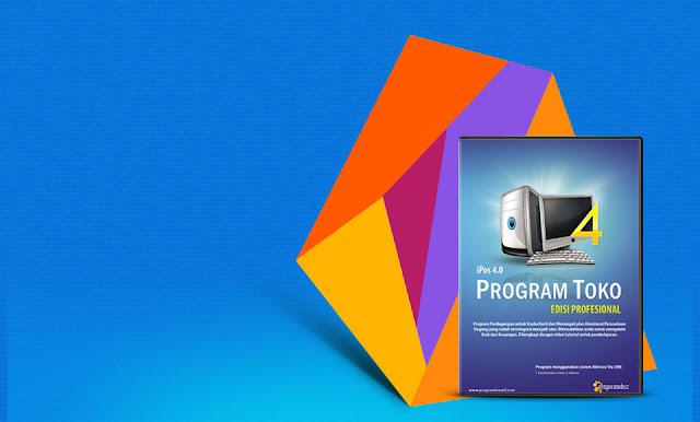 Jual Software iPos 4 - Aplikasi Kasir Terbaik Fitur Lengkap