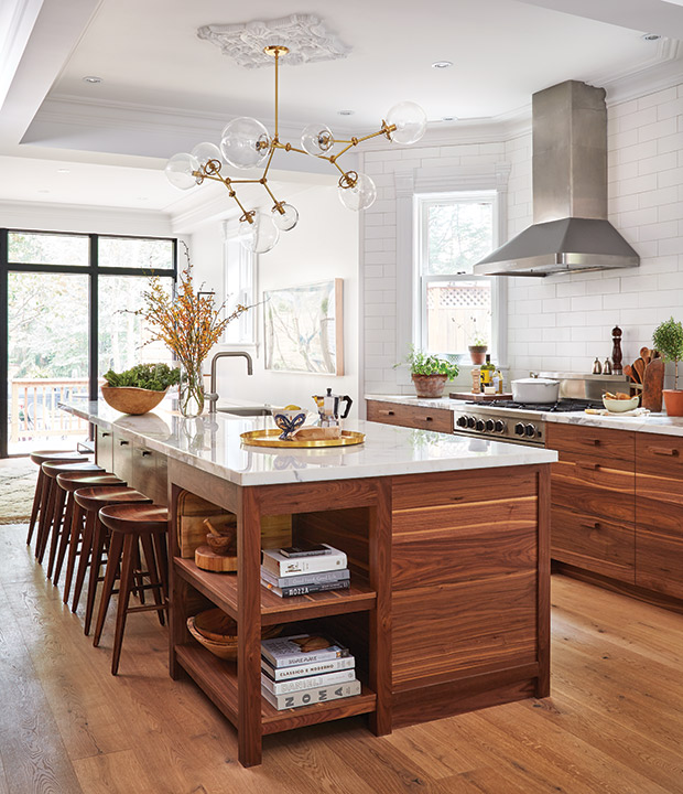 Stunning Kitchens: 11 Stunning Farmhouse Kitchens That Will Make You Want