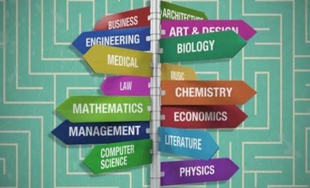 Tips dan cara memilih jurusan kuliah