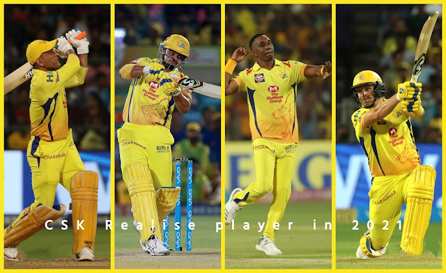CSK Realise player
