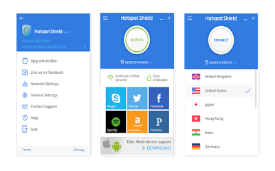 Hotspot Shield Vpn Mod APK v6.9.5 [Latest Version]
