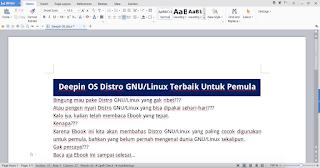 Cara Install Font Di GNU/Linux