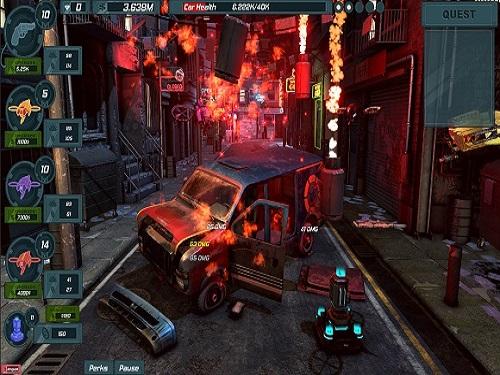 Car Demolition Clicker Game Free Download