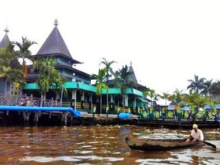 Tempat Wisata di Banjarmasin Yang Wajib Dikunjungi