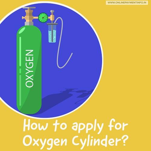 oxygen cylinder delhi apply online