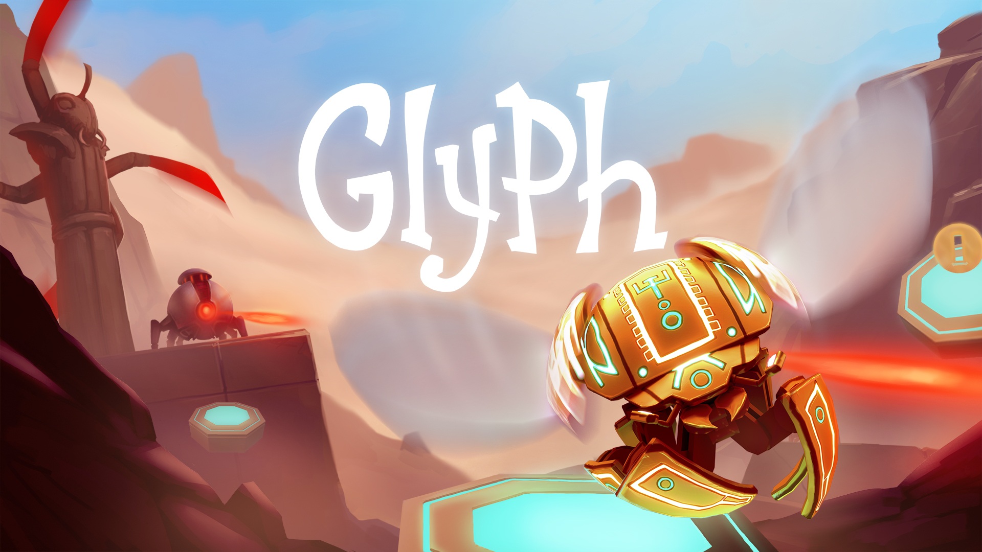 Glyph Platformer Out on Nintendo Switch