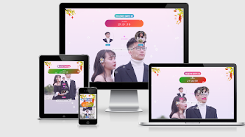 SHARE TEMPLATE ĐẾM NGÀY YÊU NHAU CỰC COOL [LOVE DAYS] - BEEN TOGETHER VERSION 1