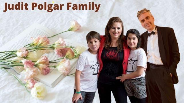 Judit Polgar Family