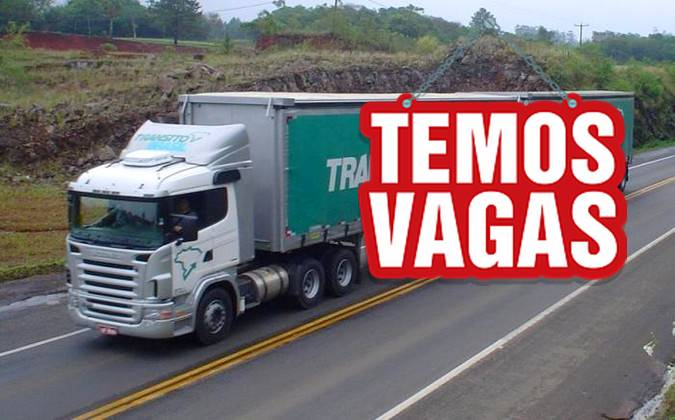 Transportadora Trânsito Brasil abre vaga para Motorista Noturno
