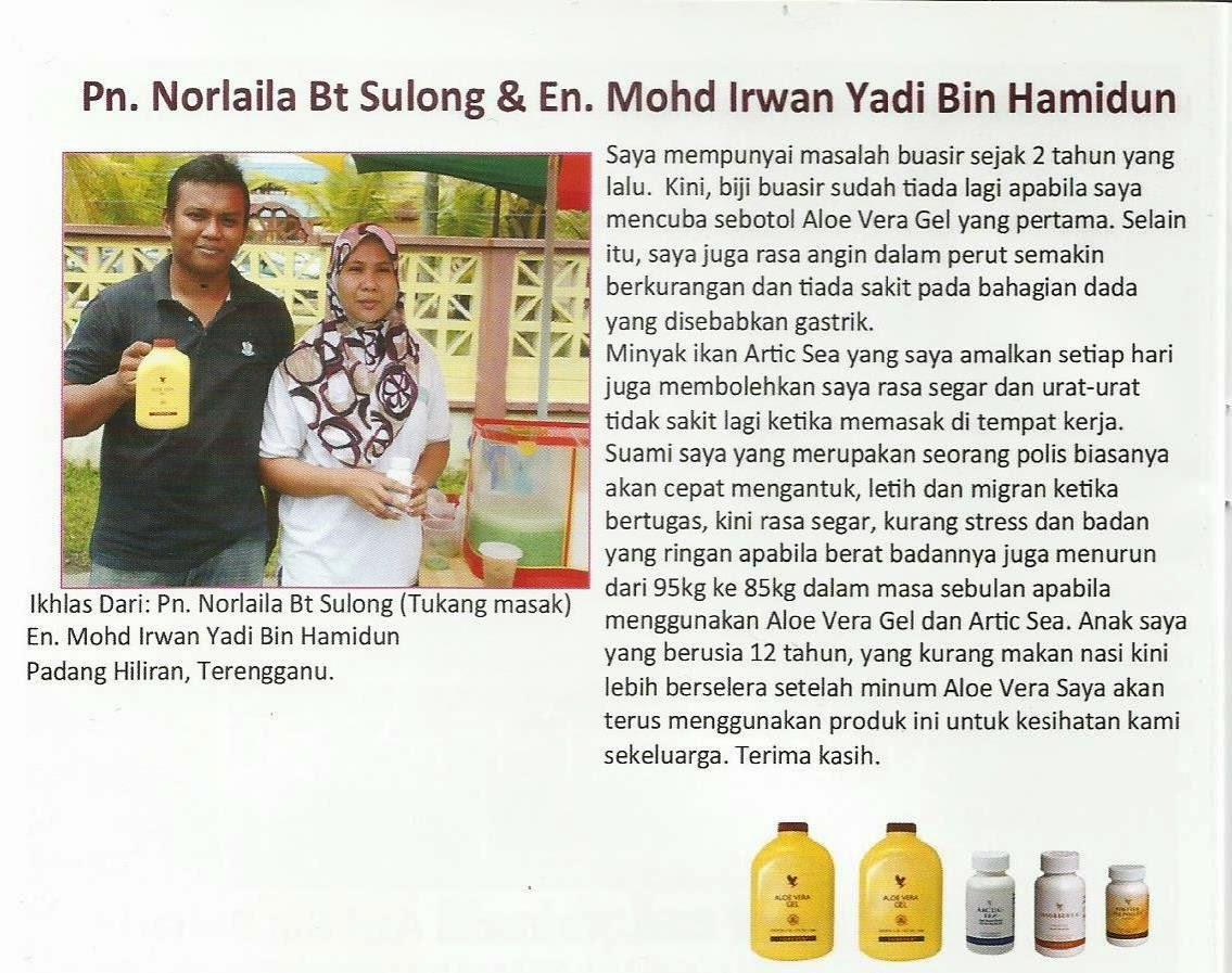 Testimoni Herbalife: Coach Herbalife Malaysia