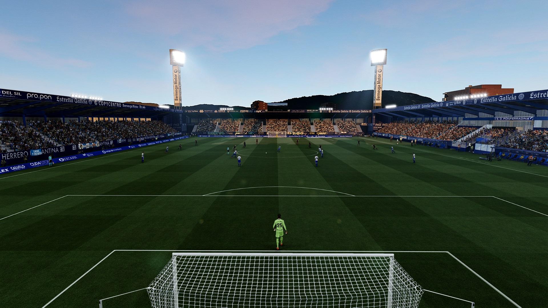 PES 2021 SD Ponferradina Stadium