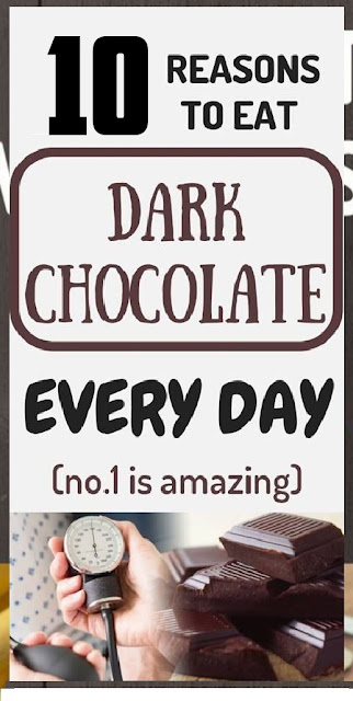 10 Reasons Why You Should Eat Chocolate