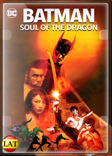Batman: Soul of the Dragon (2021) DVDRIP LATINO