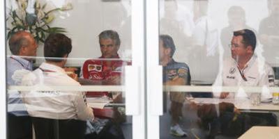 Formula One bosses