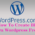 How To Start WordPress Blog For Free In Hindi | Full Guide Step by Step