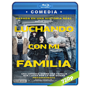Luchando con mi familia (2019) BRRip 720p Audio dual