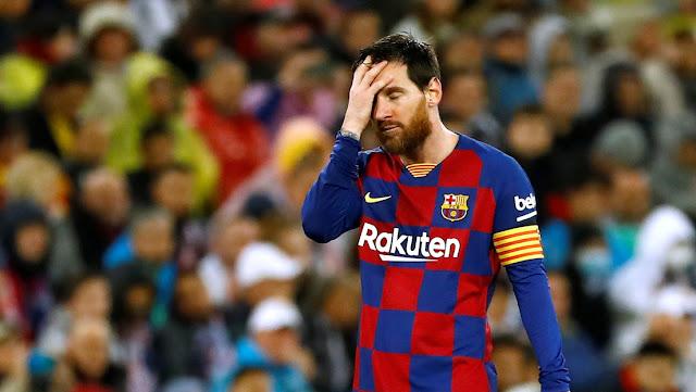 Messi y todos los jugadores del Barcelona permanecerán aislados en sus domicilios por el brote de coronavirus