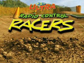 3D Ultra Radio Control Racers