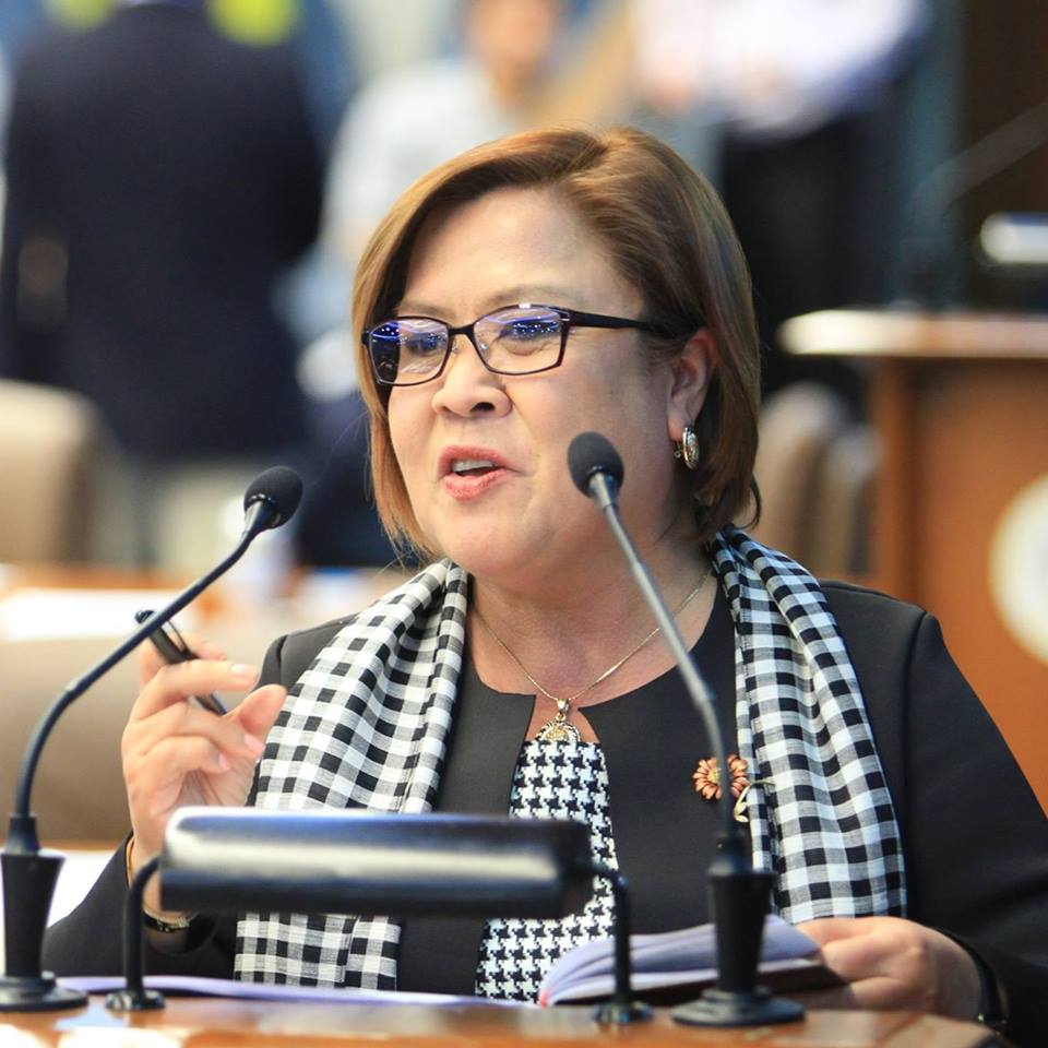 RTC orders arrest of Sen. De Lima; LP senators react