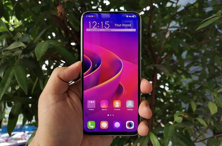 Vivo APEX 2019 5G Concept Smartphone Lands in PH