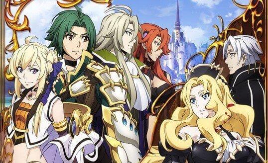 Download OST Opening Ending Anime Grancrest Senki Full Version