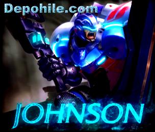 Mobile Legends Bang Bang Johnson Skinleri Hilesi İndir Kurulum