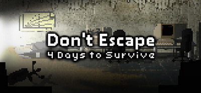 Dont Escape 4 Days to Survive-GOG