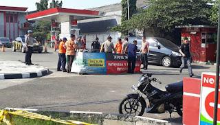 Kepolisian Tembak Mati Pelaku Perampokan Maut di SPBU Daan Mogot